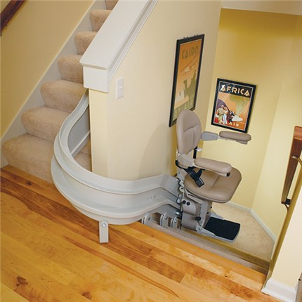 Orange County Anaheim Stair Lifts Custom Costa Mesa Bruno