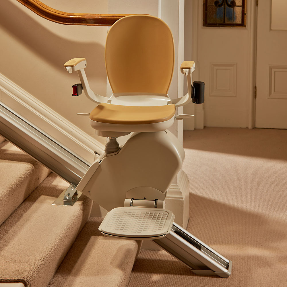 Los Angeles Stair Lifts Acorn Indoor Residential Home